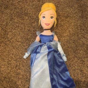 Disney Cinderella plush
